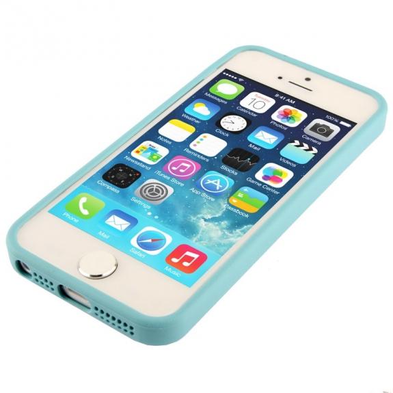 ... Kryt v originálním Apple designu pro iPhone 5   5S   SE - modrý ·  Zobrazit všechny obrázky. Sleva -25% 52025f21f06
