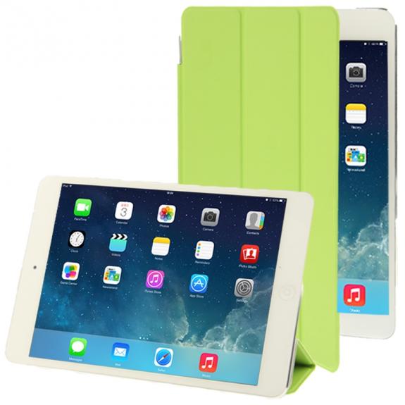 AppleKing smart Cover pro iPad mini / mini 2 / mini 3 - zelený - možnost vrátit zboží ZDARMA do 30ti dní