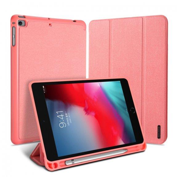 AppleKing dux Ducis smart pouzdro pro iPad mini 4 / 5 - růžové - možnost vrátit zboží ZDARMA do 30ti dní