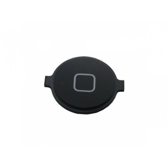 AppleKing náhradní tlačítko Home Button pro Apple iPhone 4 - černý - možnost vrátit zboží ZDARMA do 30ti dní