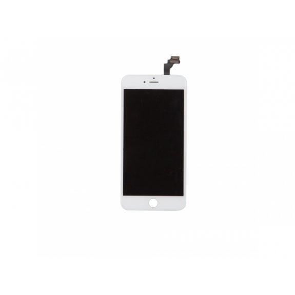 Náhradní LCD displej s dotykovým sklem a rámečkem pro Apple iPhone 6 Plus - TOP kvalita - bílý - možnost vrátit zboží ZDARMA do 30ti dní