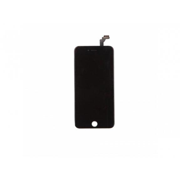 Náhradní LCD displej s dotykovým sklem a rámečkem pro Apple iPhone 6 Plus - TOP kvalita - černý - možnost vrátit zboží ZDARMA do 30ti dní