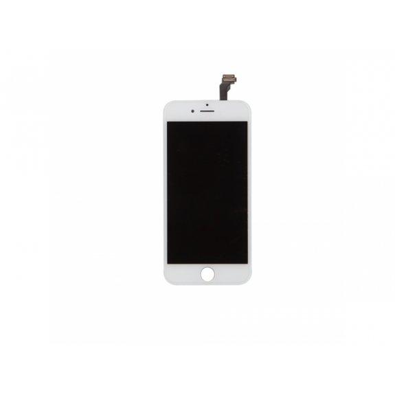 Náhradní LCD displej s dotykovým sklem a rámečkem pro Apple iPhone 6 - TOP kvalita - bílý - možnost vrátit zboží ZDARMA do 30ti dní