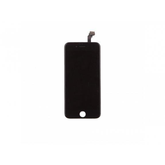 Náhradní LCD displej s dotykovým sklem a rámečkem pro Apple iPhone 6 - TOP kvalita - černý - možnost vrátit zboží ZDARMA do 30ti dní