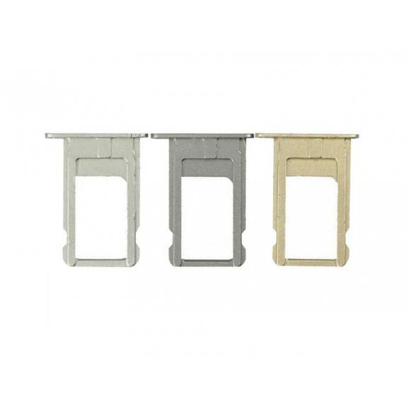 Rámeček / šuplík na SIM kartu pro Apple iPhone 6 - vesmírně šedý (Space Gray) - možnost vrátit zboží ZDARMA do 30ti dní