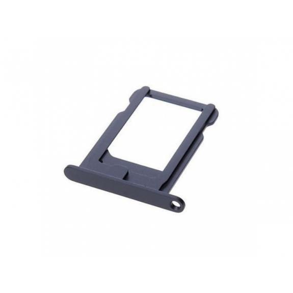 Rámeček / šuplík na SIM kartu pro Apple iPhone 5S - vesmírně šedý (Space Gray) - možnost vrátit zboží ZDARMA do 30ti dní