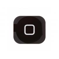 Náhradní tlačítko Home Button pro Apple iPhone 5 - černý