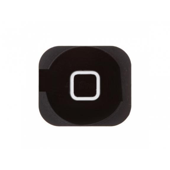 AppleKing náhradní tlačítko Home Button pro Apple iPhone 5 - černý - možnost vrátit zboží ZDARMA do 30ti dní