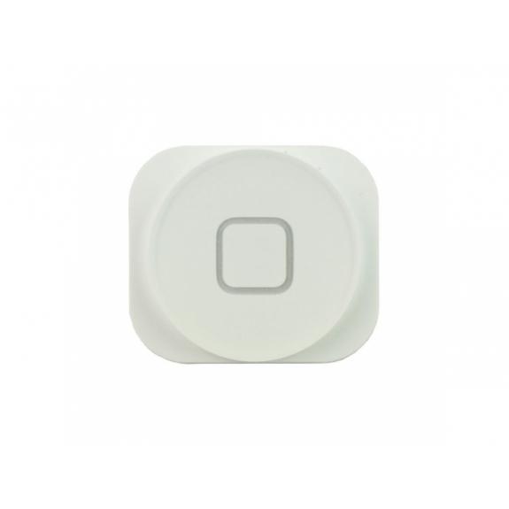 AppleKing náhradní tlačítko Home Button pro Apple iPhone 5 - bílý - možnost vrátit zboží ZDARMA do 30ti dní