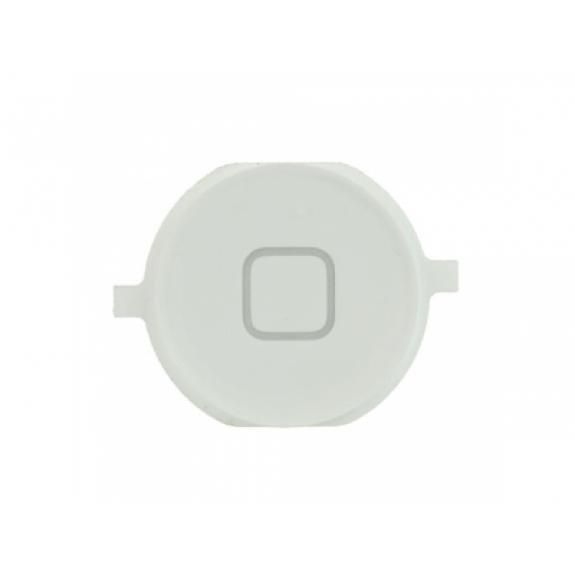 AppleKing náhradní tlačítko Home Button pro Apple iPhone 4S - bílý - možnost vrátit zboží ZDARMA do 30ti dní
