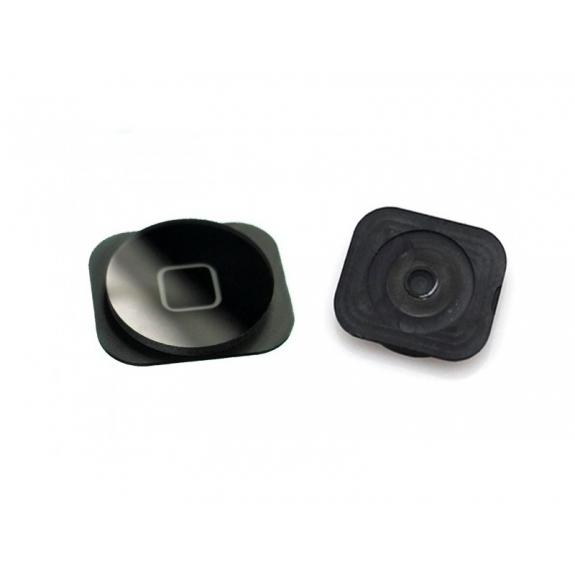 AppleKing náhradní tlačítko Home Button pro Apple iPhone 5C - černý - možnost vrátit zboží ZDARMA do 30ti dní