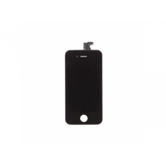 Náhradní LCD displej s dotykovým sklem a rámečkem pro Apple iPhone 4S - TOP kvalita - černý - možnost vrátit zboží ZDARMA do 30ti dní