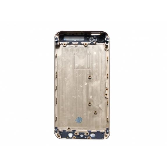 AppleKing zadní náhradní kryt včetně tlačítek pro Apple iPhone 5 - zlatý - možnost vrátit zboží ZDARMA do 30ti dní