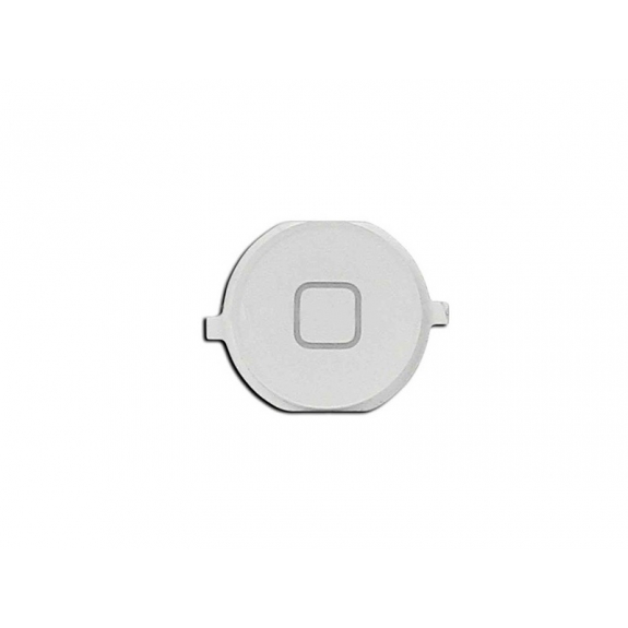 AppleKing náhradní tlačítko Home Button pro Apple iPhone 4 - bílý - možnost vrátit zboží ZDARMA do 30ti dní