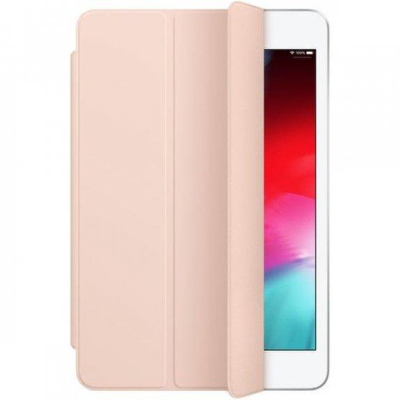Originální Apple Smart Cover přední kryt pro iPad mini 4 / 5 - pískově růžový MVQF2ZM/A - možnost vrátit zboží ZDARMA do 30ti dní