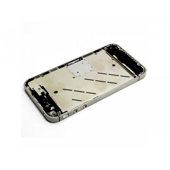 AppleKing kovový rámeček pro uchycení displeje a základní desky pro Apple iPhone 4S - možnost vrátit zboží ZDARMA do 30ti dní
