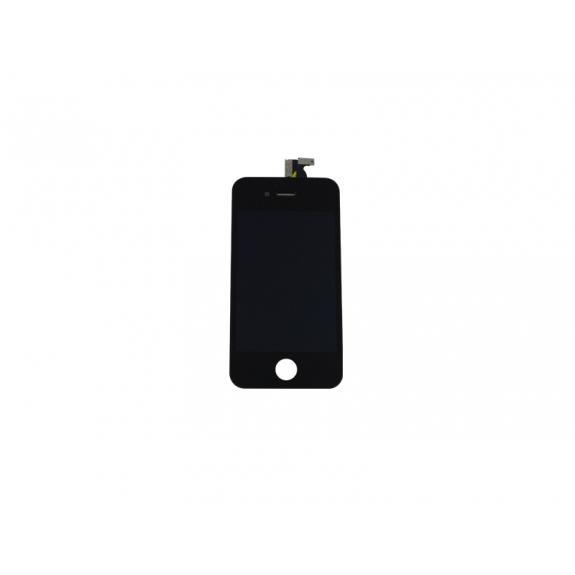 Náhradní LCD displej s dotykovým sklem a rámečkem pro Apple iPhone 4S - černý - možnost vrátit zboží ZDARMA do 30ti dní