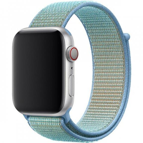 Originální Apple sportovní řemínek pro Watch 44mm - chrpově modrý MV9H2ZM/A - možnost vrátit zboží ZDARMA do 30ti dní