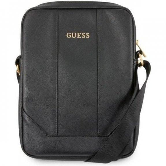"""Guess brašna pro 10"""" notebook / tablet - černá 76996 - možnost vrátit zboží ZDARMA do 30ti dní"""