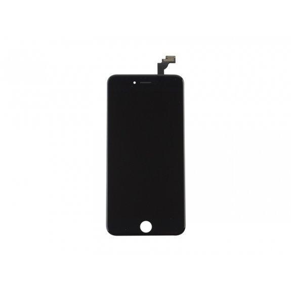 Náhradní LCD displej s dotykovým sklem a rámečkem pro Apple iPhone 6 Plus - černý - možnost vrátit zboží ZDARMA do 30ti dní