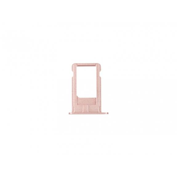 AppleKing rámeček / šuplík na SIM kartu pro Apple iPhone 6S - růžově zlatý (Rose Gold) - možnost vrátit zboží ZDARMA do 30ti dní