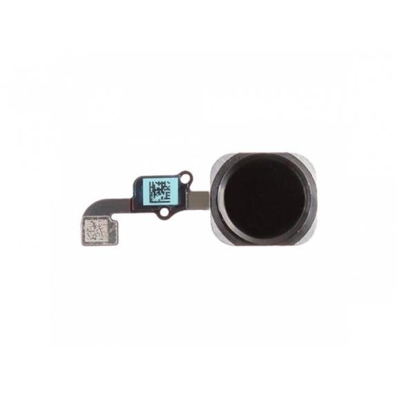 Náhradní Home Button s flex kabelem pro Apple iPhone 6 - vesmírně šedý (Space Gray) - možnost vrátit zboží ZDARMA do 30ti dní