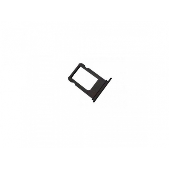 AppleKing rámeček / šuplík na SIM kartu pro Apple iPhone 7 - černý (Black) - možnost vrátit zboží ZDARMA do 30ti dní