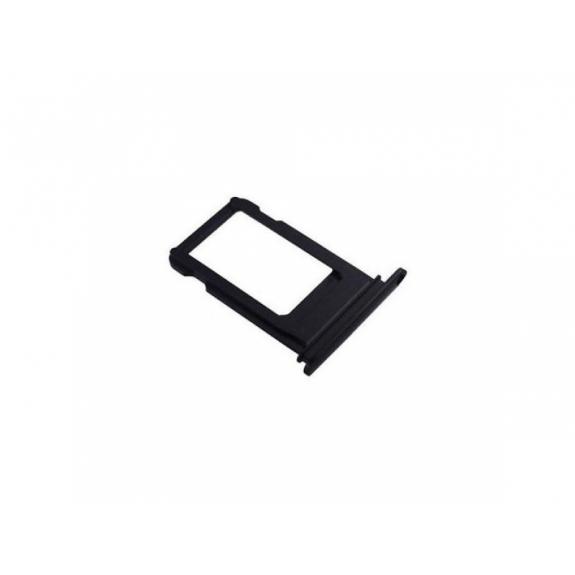 AppleKing rámeček / šuplík na SIM kartu pro Apple iPhone 7 - temně černý (Jet Black) - možnost vrátit zboží ZDARMA do 30ti dní