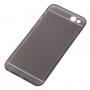 Ultra tenký plastový kryt pro iPhone 6 / 6S - s ochranou zadní kamery - černý