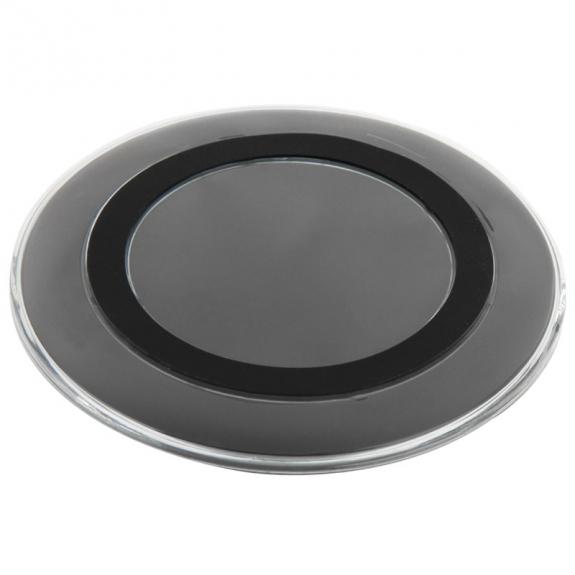 AppleKing bezdrátová Qi nabíječka pro Apple iPhone - černá - možnost vrátit zboží ZDARMA do 30ti dní