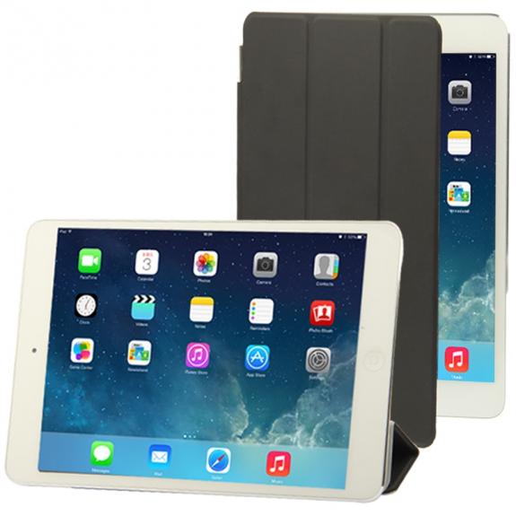 AppleKing smart Cover pro iPad mini / mini 2 / mini 3 - černý - možnost vrátit zboží ZDARMA do 30ti dní