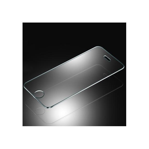 AppleKing super odolné 0.26mm tenké 9H+ tvrzené sklo s 2.5D zaoblenou hranou (Tempered Glass) pro Apple iPhone 5 / 5C / 5S / SE - možnost vrátit zboží ZDARMA do 30ti dní