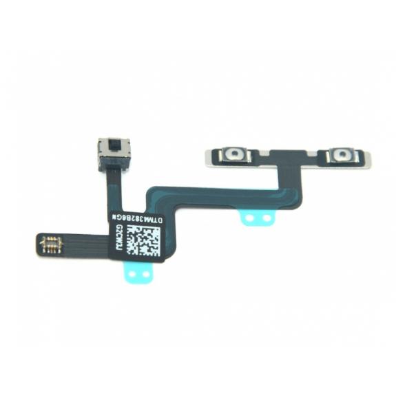 AppleKing flex kabel s tlačítky pro ovládání hlasitosti a tlačítkem pro ztlumení pro Apple iPhone 6 - možnost vrátit zboží ZDARMA do 30ti dní
