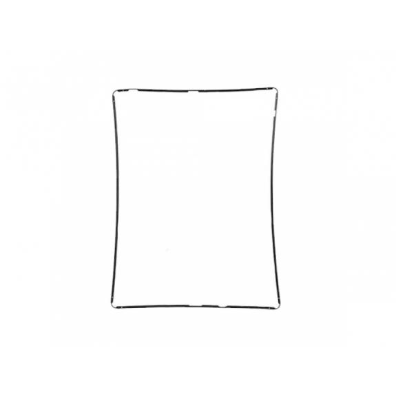 AppleKing středový rámeček pro Apple iPad 2 - černý - možnost vrátit zboží ZDARMA do 30ti dní