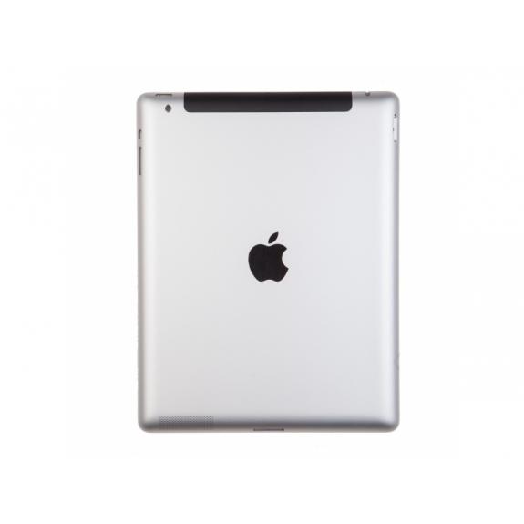 AppleKing zadní náhradní kryt pro Apple iPad 2 3G - stříbrný - možnost vrátit zboží ZDARMA do 30ti dní