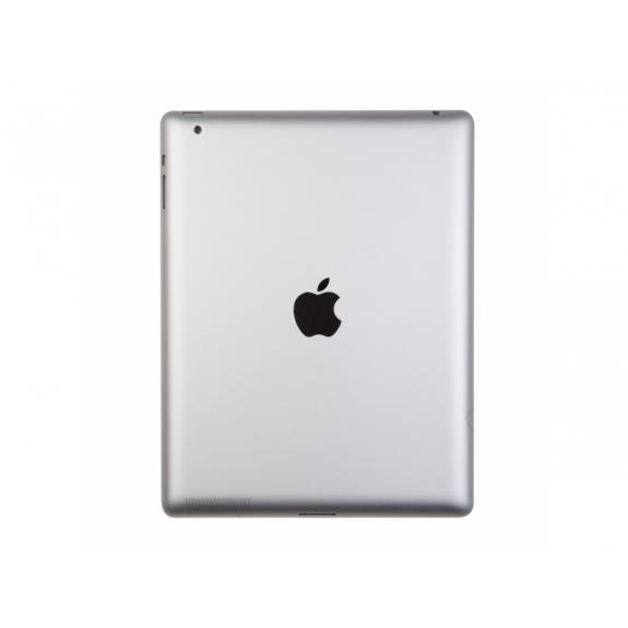 AppleKing zadní náhradní kryt pro Apple iPad 2 WiFi - stříbrný - možnost vrátit zboží ZDARMA do 30ti dní