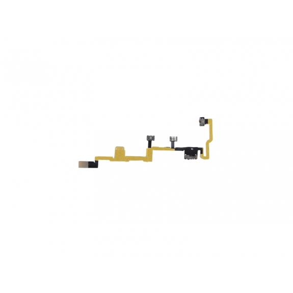 Flex kabel s přepínačem Mute + ovládání hlasitosti + Power spínač pro Apple iPad 2 - možnost vrátit zboží ZDARMA do 30ti dní