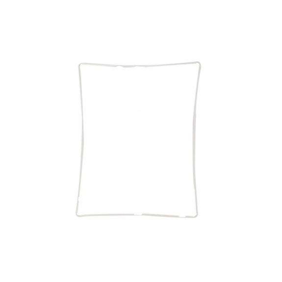 AppleKing středový rámeček pro Apple iPad 3 - bílý - možnost vrátit zboží ZDARMA do 30ti dní