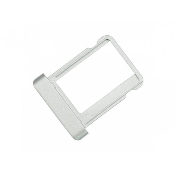 AppleKing rámeček / šuplík na SIM kartu pro Apple iPad 3 - stříbrný (Silver) - možnost vrátit zboží ZDARMA do 30ti dní