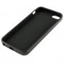 Kryt v originálním Apple designu pro iPhone 5 / 5S / SE - černý