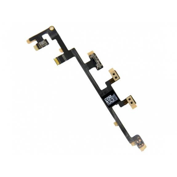 Flex kabel s přepínačem Mute + ovládání hlasitosti + Power spínač pro Apple iPad 4 - možnost vrátit zboží ZDARMA do 30ti dní