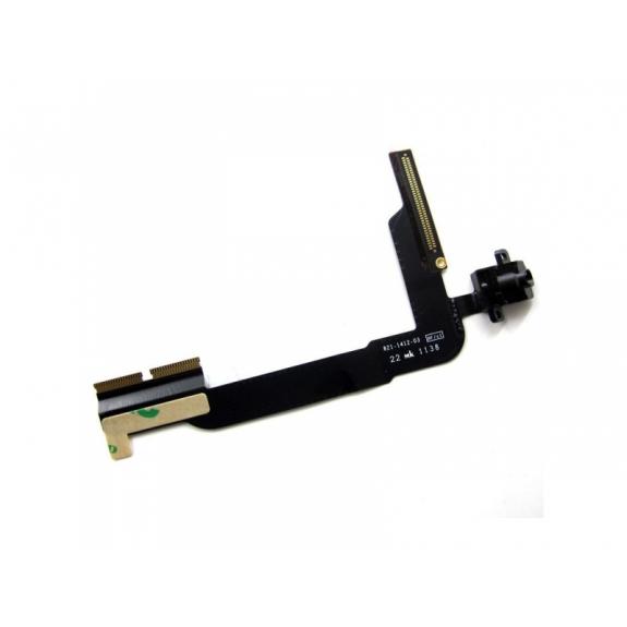 Flex kabel s Audio Jack konektorem pro Apple iPad 4 - 3G verze - možnost vrátit zboží ZDARMA do 30ti dní