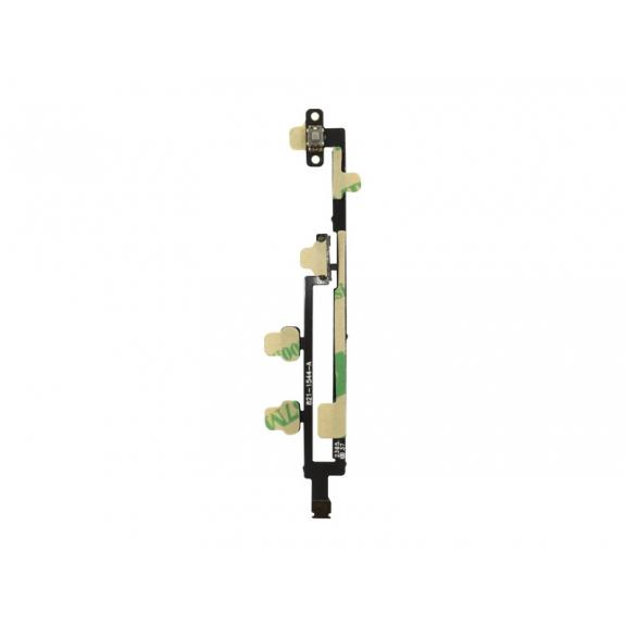 Flex kabel s přepínačem Mute + ovládání hlasitosti + Power spínač pro Apple iPad Air - možnost vrátit zboží ZDARMA do 30ti dní