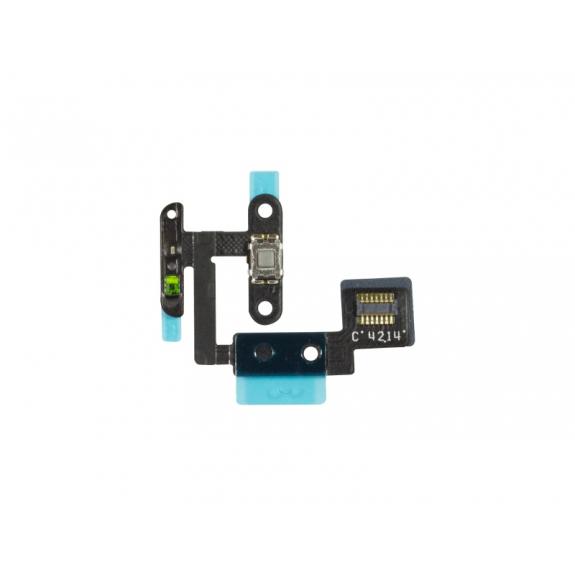 Flex kabel s přepínačem Mute + ovládání hlasitosti + Power spínač pro Apple iPad Air 2 - možnost vrátit zboží ZDARMA do 30ti dní