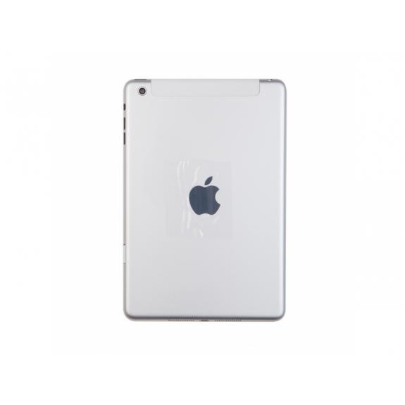AppleKing zadní náhradní kryt pro Apple iPad Air Mini 3G - stříbrný (Silver) - možnost vrátit zboží ZDARMA do 30ti dní