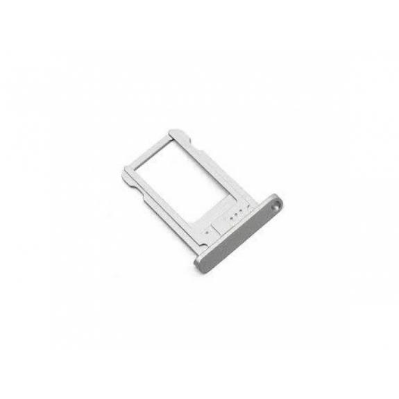 AppleKing rámeček / šuplík na SIM kartu pro Apple iPad Mini - stříbrný (Silver) - možnost vrátit zboží ZDARMA do 30ti dní