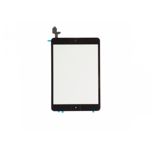 AppleKing přední dotykové sklo (touch screen) s IC konektorem pro Apple iPad mini 2 - černé - možnost vrátit zboží ZDARMA do 30ti dní