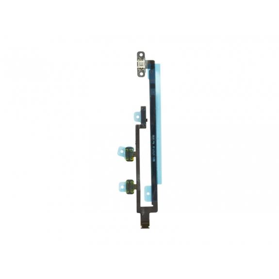 Flex kabel s přepínačem Mute + ovládání hlasitosti + Power spínač pro Apple iPad Mini 2 - možnost vrátit zboží ZDARMA do 30ti dní