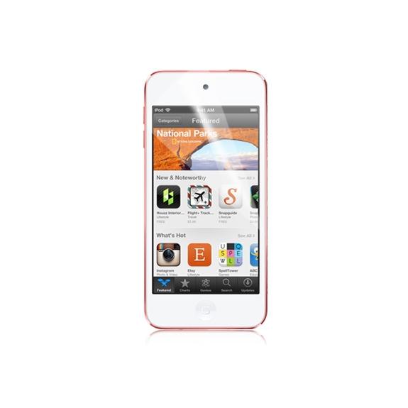 AppleKing ochranná fólie pro Apple iPod touch 5 / 6 .gen. - čirá - možnost vrátit zboží ZDARMA do 30ti dní