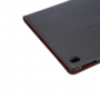 """Pouzdro / kryt s integrovaným stojánkem, funkcí uspávní a prostorem na doklady pro iPad Pro 9,7"""" - černé"""